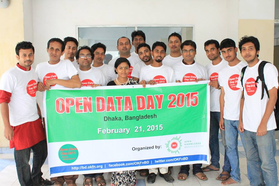 Oepn Data Day 2015 Celebration